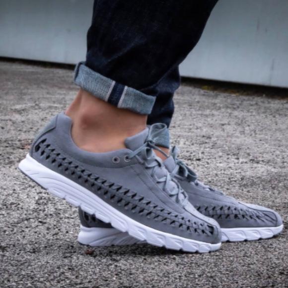 f5f80a9e5a0  Nike  Mayfly Woven Cool Gray Sneakers. M 5b1692aeaa8770b3a520f503